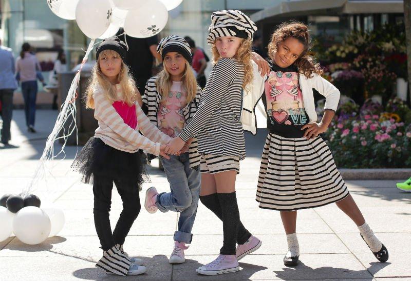 Dječije modne kombinacije