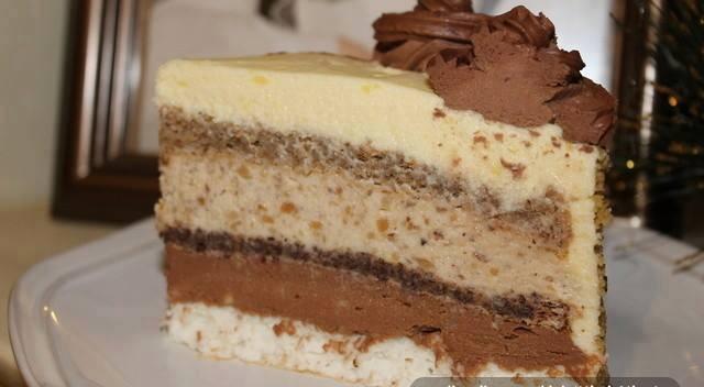 Pola sata, bez pečenja: Pijesak torta