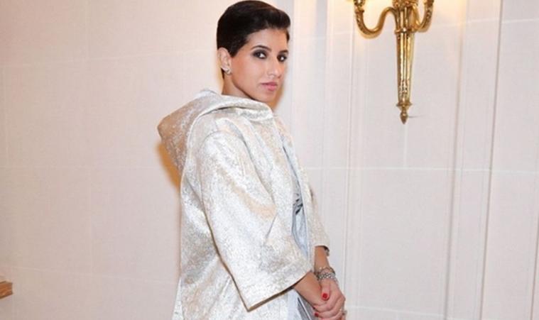 """Bosanke """"razvaljuju"""": Urednica Vogue Arabia, princeza Deena Abdulaziz u kreaciji bh.brenda Kaftan Studio"""