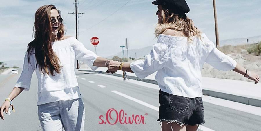 s.Oliver: Obradujte sebe ili drage ljude garderobom po super cijenama