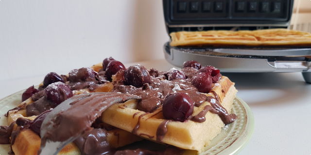 Najjednostavniji recept za preukusne wafle (VIDEO)