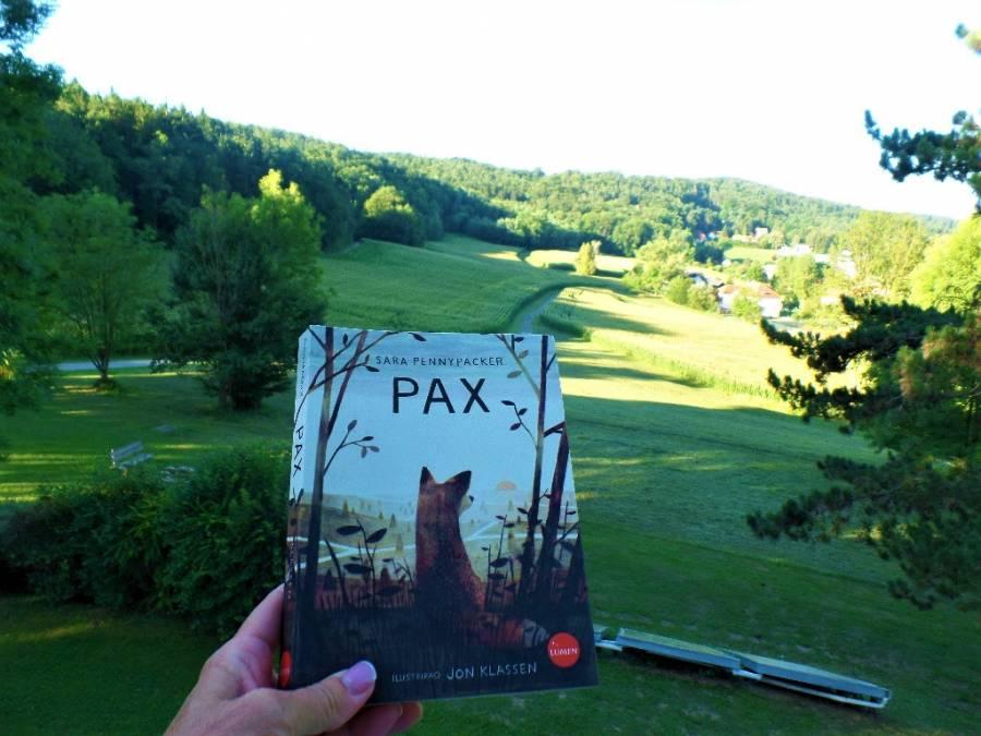 Preporuka sedmice: Pax spisateljice Sarah Pennypacker knjiga je za doslovno sve generacije