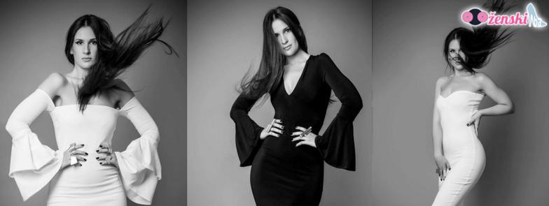 """Dizajnerica Adela Hodžić za Ženski.ba: """"Nisam od onih koji prikrivaju žensko tijelo, ja ga naglašavam"""" (FOTO)"""
