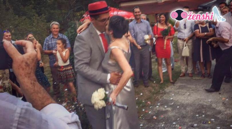 Ženski.ba ekskluzivno za vas: Udala se naša Super žena a ovo je najunikatnije vjenčanje na kojem smo bili ikada!!!