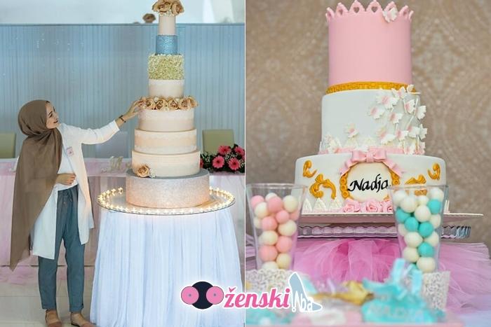 (FOTO) MIRELA BOŠNJAK: Od majstora karatea, do majstora za dekorisanje torti koje oduzimaju dah