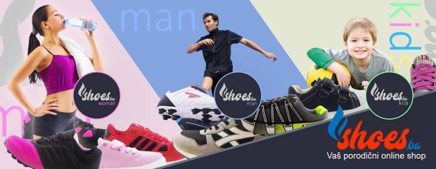 SHOES.BA: U nekoliko klikova do kvalitetne obuće po cijenama za svačiji džep!
