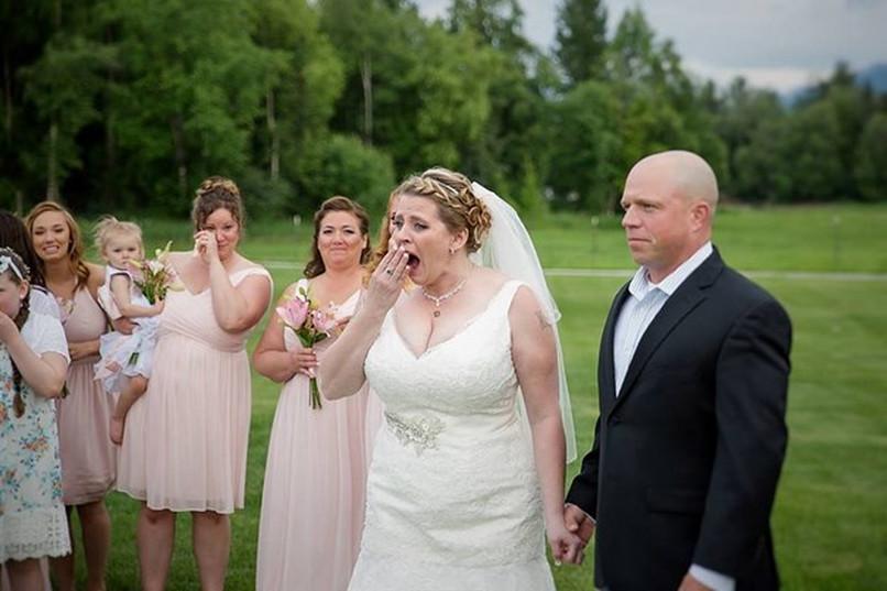 Ostavila je praznu stolicu na svadbi za svog preminulog sina – pojavio se momak koji je dobio njegovo srce