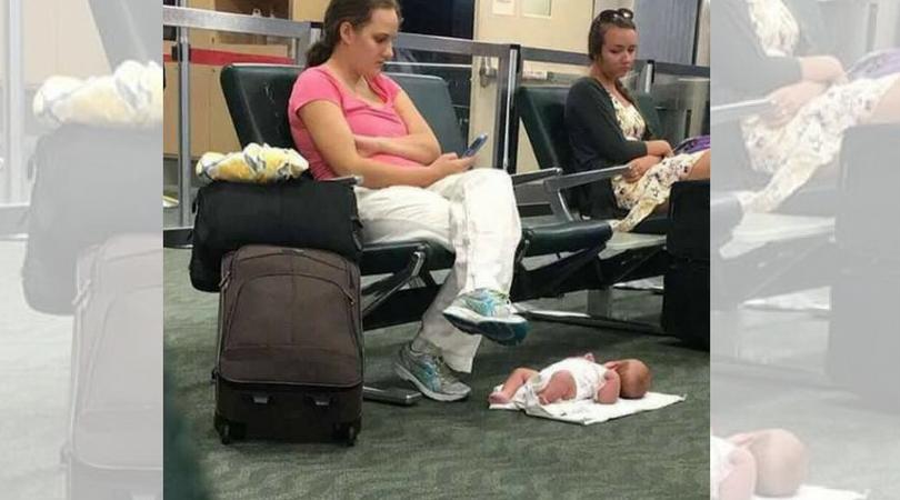 Viralna fotka mame i bebe je šamar svim idiotima koji lako sude o drugima