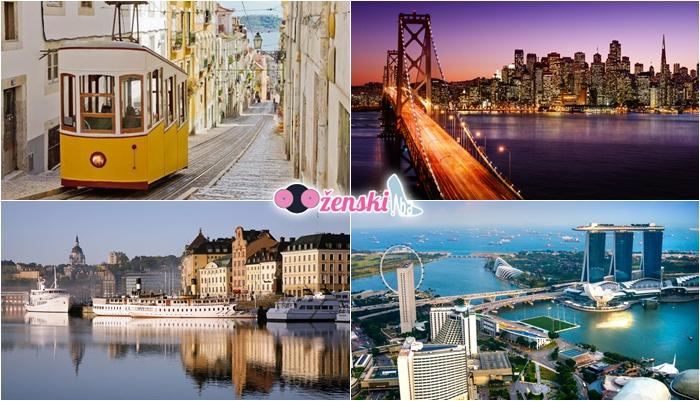 """Osjećati ćete se """"k'o kod kuće"""": 10 najgostoljubivijih gradova na svijetu"""