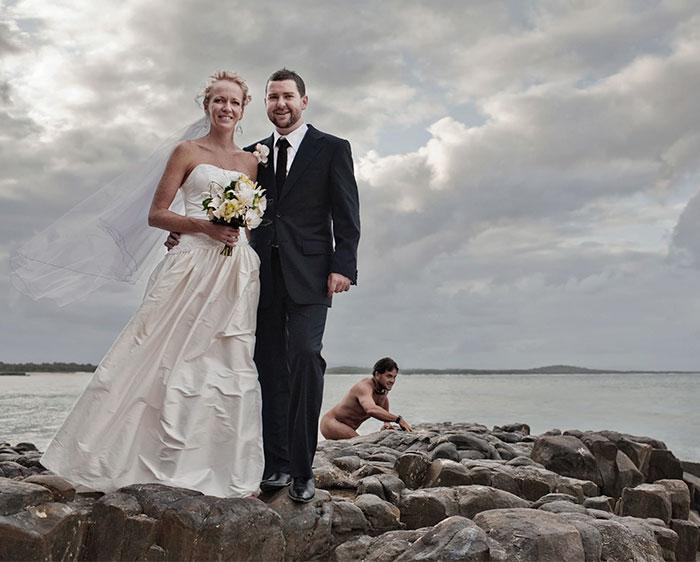 URNEBESNO: Fotografije sa vjenčanja koje su ispale bolje od planiranih