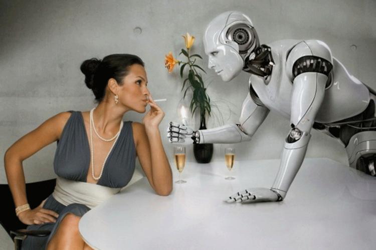 Roboti i ljudi će za 100 godina imati djecu