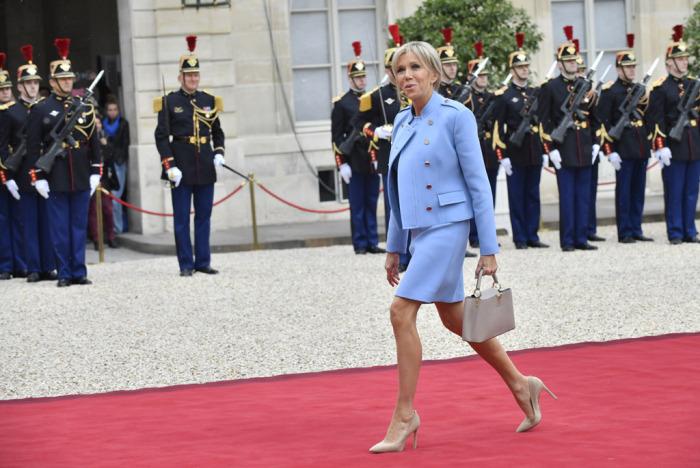 PREMA IZBORU VOGUE-a: Prva dama Francuske modna pobjednica u 2017.godini