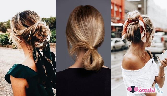 Punđa je kraljica svih frizura – nosi je svaki dan na 20 različitih načina