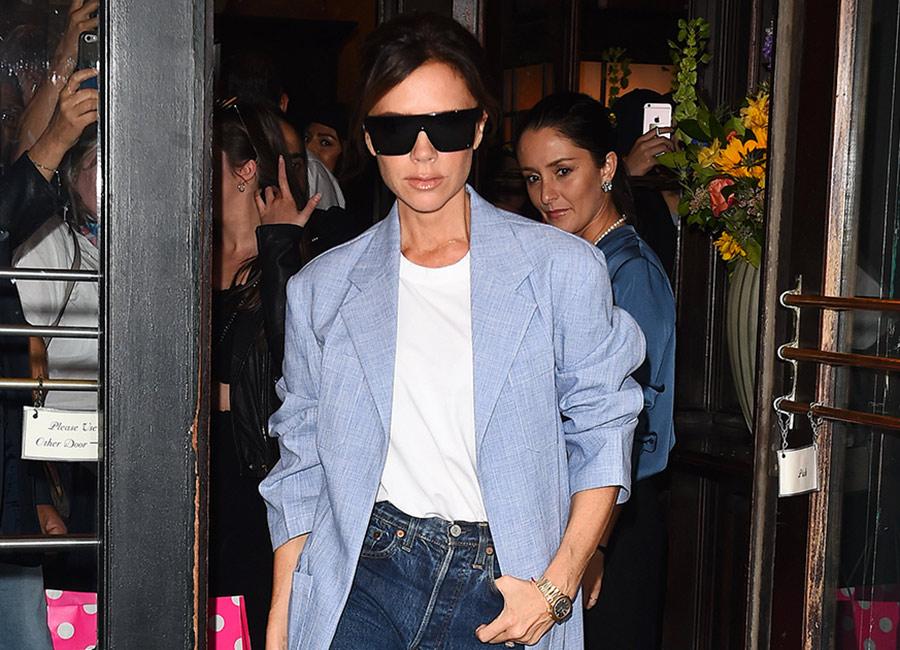 Victoria Beckham priznala da uopšte ne pere svoje farmerke