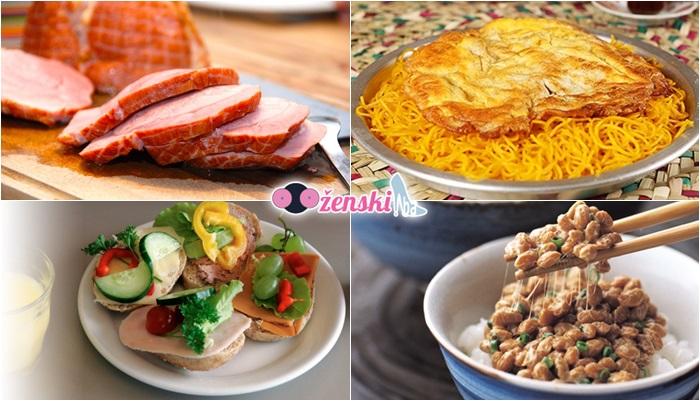 """Šta doručkuju stanovnici """"najzdravijih"""" država na svijetu?"""