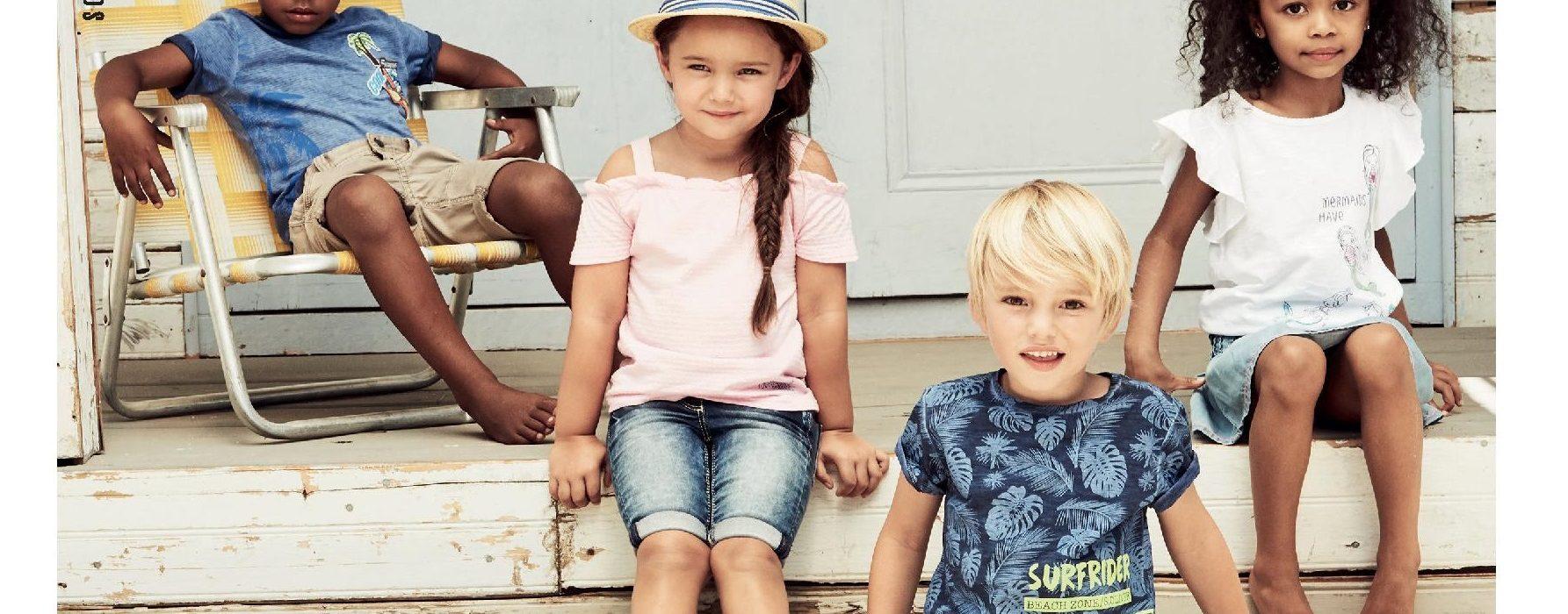 s.Oliver: Odjeća za klince i klinceze sa stavom