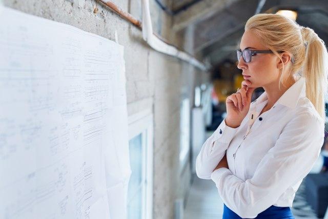 Plavuše uspješnije u poslu?