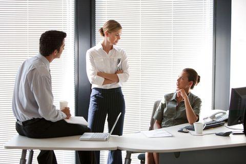 Kako se nositi s neprijateljstvom na poslu