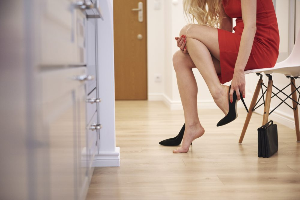 Visoke potpetice i trikovi za udobno nošenje