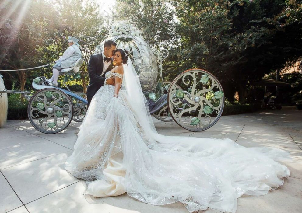Ovdje leži inspiracija za vjenčanje iz snova