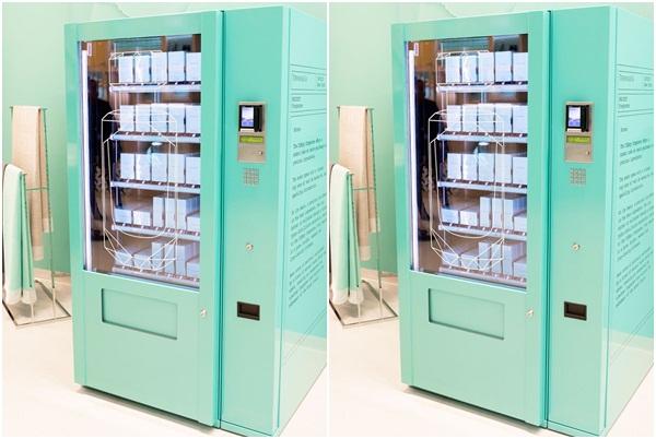 TIFANNY & CO: Ne možete ni zamisliti šta se kupuje na ovim fancy automatima