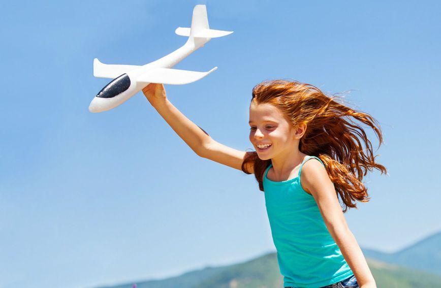 """""""Fantastičan posao"""": Kampanja koja djevojčice potiče da postanu pilotkinje"""