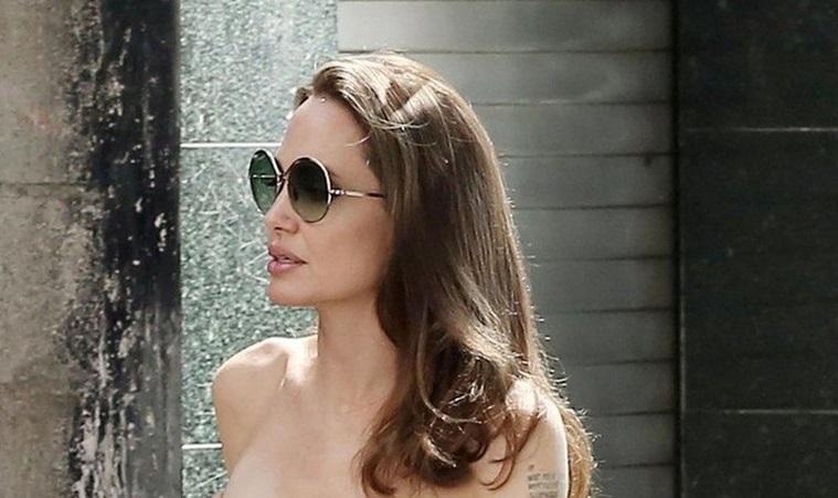 """""""Gola haljina"""" Angeline Jolie treba zauvijek da ostane u modi"""