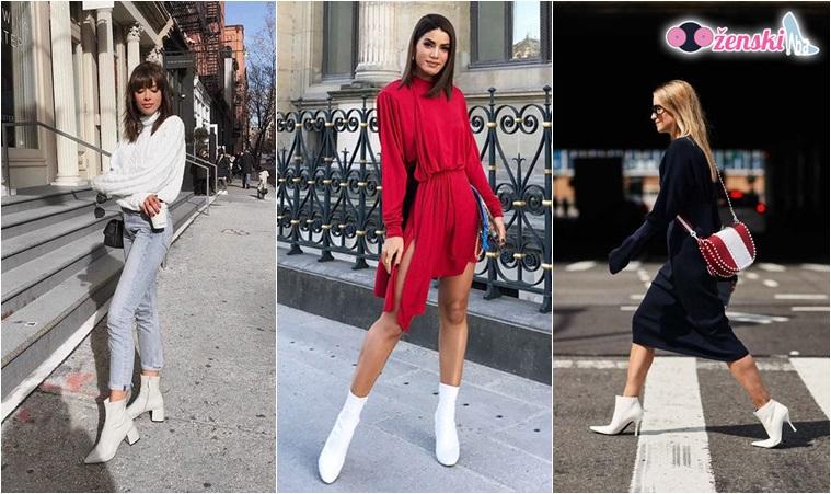 Bijele čizme za nadolazeće dane – HOT or NOT?