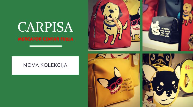 Jedinstvena kolekcija uz odlične popuste: Carpisa novim torbama ispunjava želje svim zaljubljenicama u pse