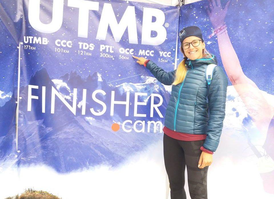 Nataša Kaurin, jedina žena iz BiH na najvećoj svjetskoj utrci u planinskom trčanju – Ultra trail de Mont Blanc