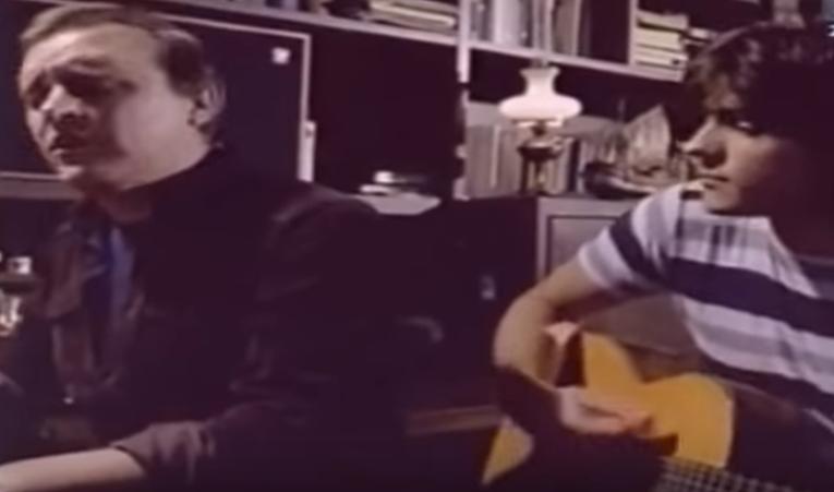 (VIDEO) Pogledajte kako su mladi Arsen i Čola napravili jednu od najljepših ex yu balada