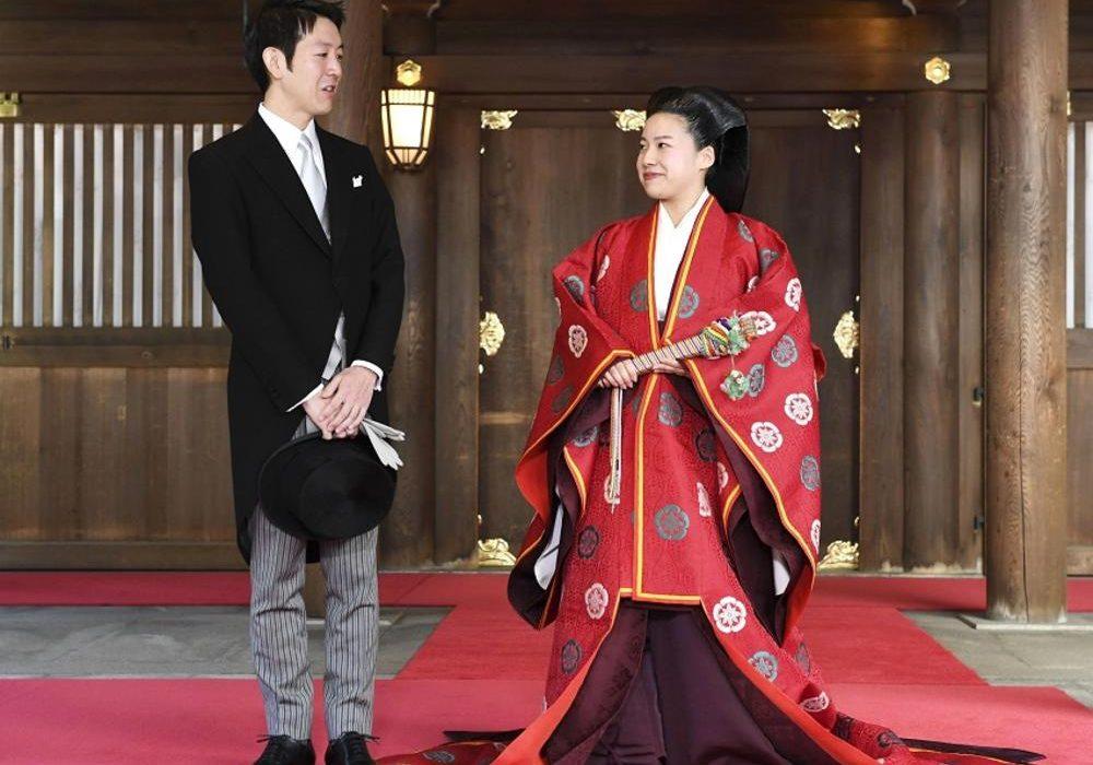 Japanska princeza se odrekla titule zbog ljubav: Priča o njenoj udaji oduševila je cijeli svijet! (FOTO)