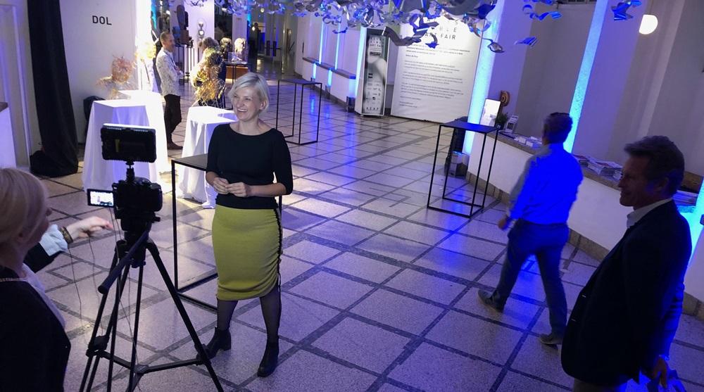 Art fair u Briselu: Edina selesković – prva bh.umjetnica koja izlaže instalaciju u prestižnoj galeriji Bozar