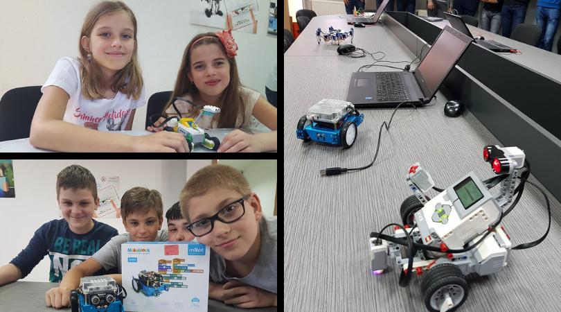BRČKO: STEM AKADEMIJA za male genijalce koji vole računare i robote
