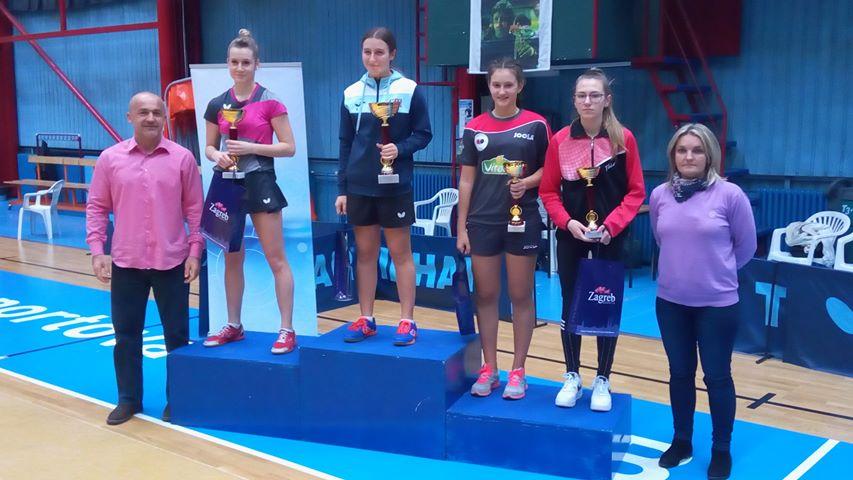 Nižu se uspjesi naše Eme Lovrić: Treće mjesto u pojedinačnoj kadetskoj konkurenciji