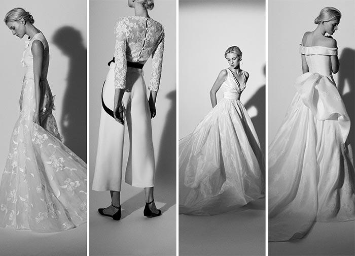 Pogledajte chic kolekciju vjenčanica Caroline Herrere za jesen 2019. godine