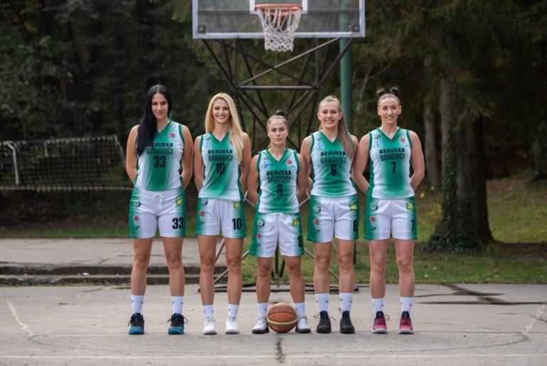 DRUGI O NAŠIM SUPER ŽENAMA // Prva petorka ŽKK RMU Banovići: Djevojke, učinile ste zemlju ponosnom!