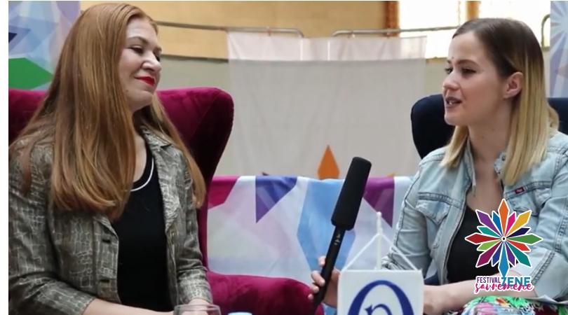 Festival savremene žene: Sa Nadinom Gradaščević o lidericama, podršci ženama i inspirativnosti Festivala