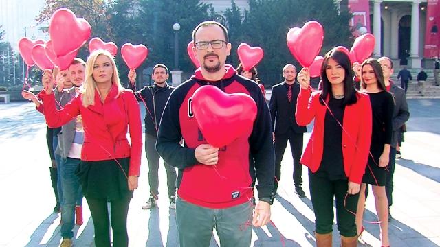 """Donatorsko veče Udruženja """"Srce za djecu oboljelu od raka"""""""