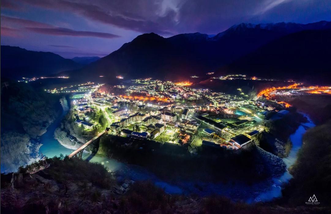 Ovo je Bosna i Hercegovina: Pogledajte Jablanicu iz perspektive Dženada Džine