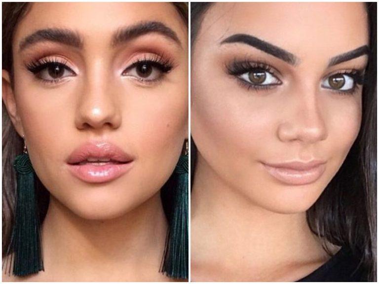 Nude make-up za novogodišnju noć – što da ne?!