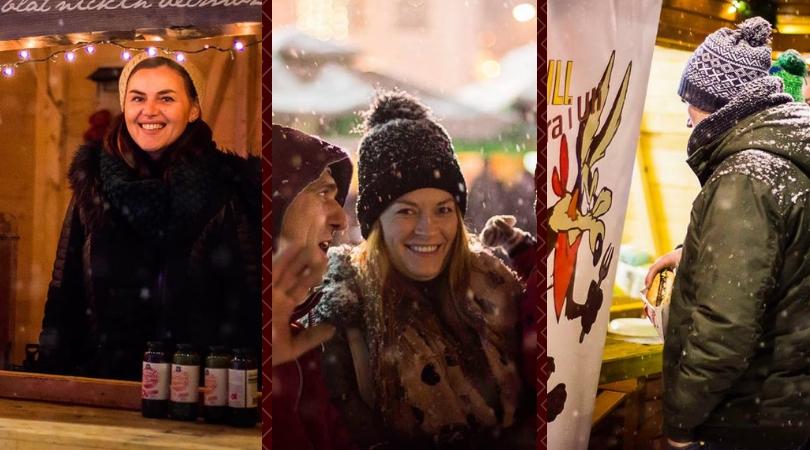 Zimski grad Tuzla: Večeras snijeg i praznična idila uz izvrsnu svirku benda Retro