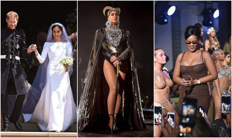 Događaji koji su obilježili 2018. godinu u modnom svijetu