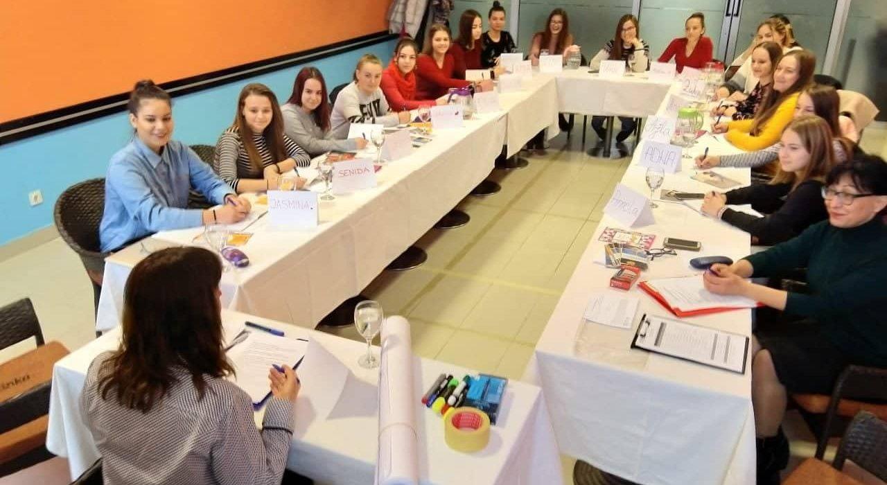 Uspješno završene radionice za mlade buduće liderke