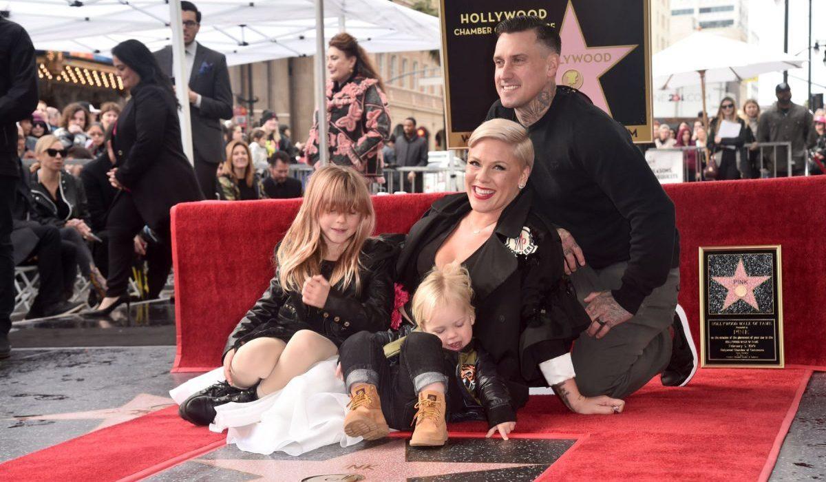 Pink je dobila svoju zvijezdu u Bulevaru slavnih!