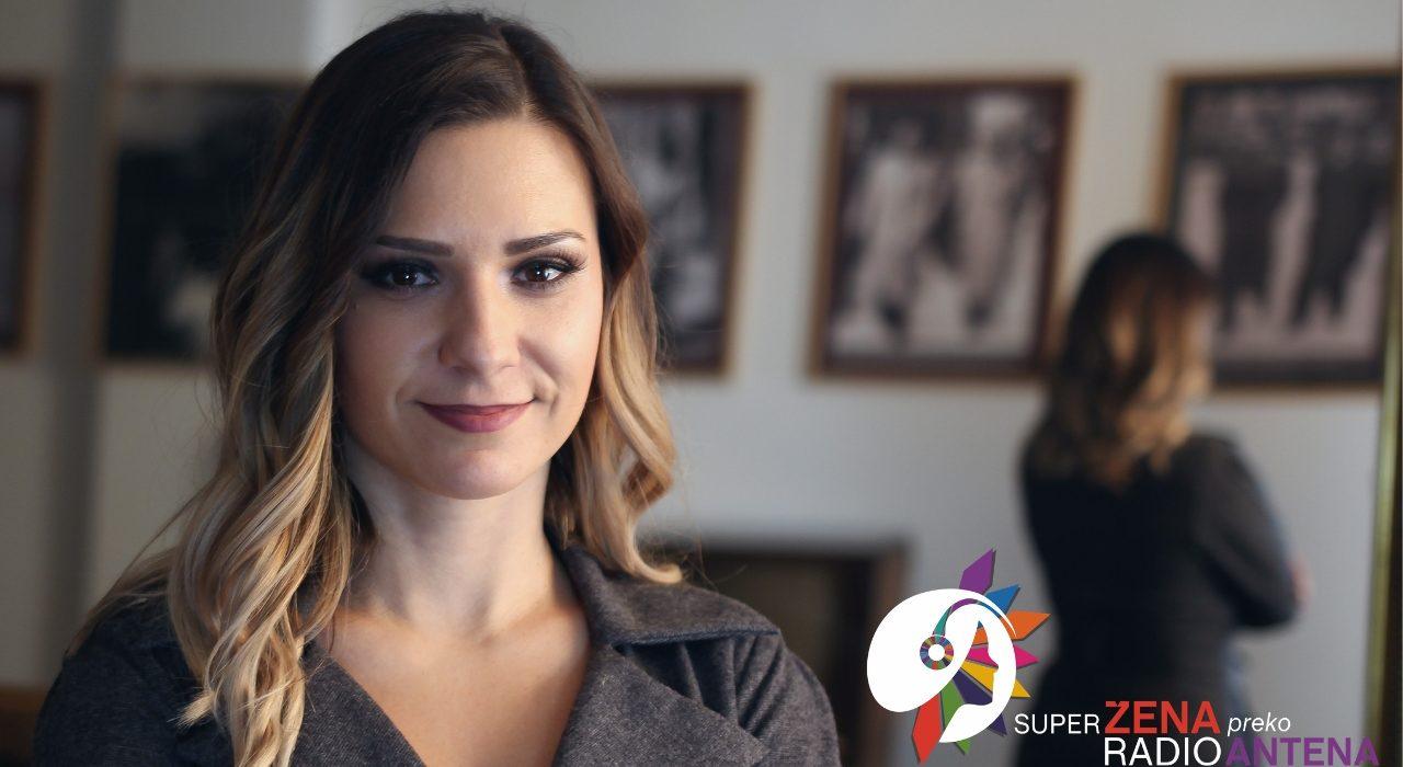 """Tatjana Paunoski: """"Snovi ostaju snovi samo ako ne krenemo da ih realizujemo"""""""
