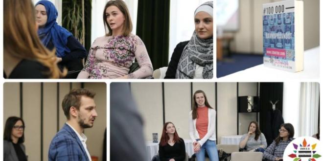 IZBORI SE ZA RAVNOPRAVNOST: Održana prva radionica za volontere i volonterke
