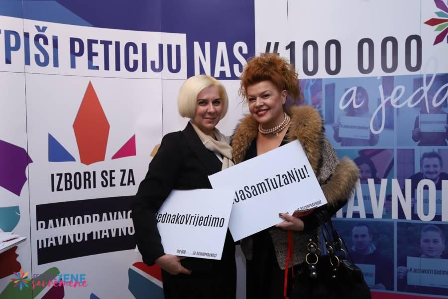 Sve što sam prešutjela: Mia Begović večeras na sceni Narodnog pozorišta Tuzla