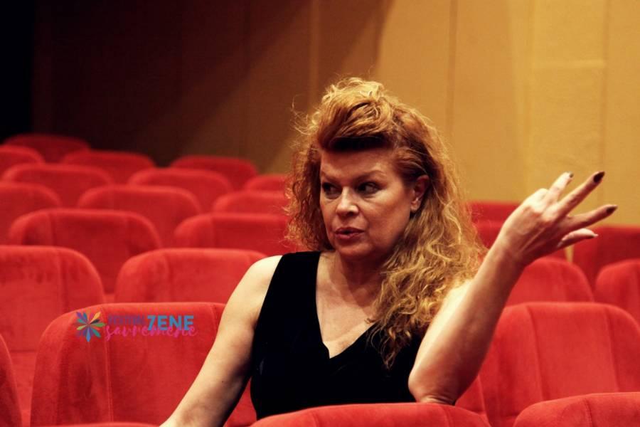 """Mia Begović u okviru Festivala savremene žene izvela monodramu """"Sve što sam prešutjela"""""""