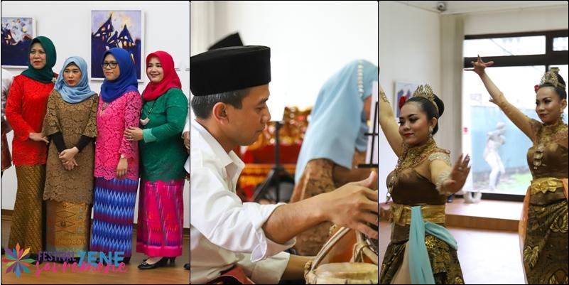 Festival savremene žene i Indonezijska ambasada donijeli dašak Indonezije u Tuzlu (FOTO)
